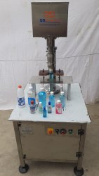 Semi Automatic Bottle Capping Machine