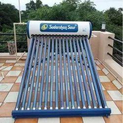 10 9 X 1800 Mm Sudarshan Solar Water Heater, 5 Star