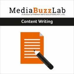 在线营销内容写作服务