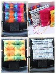 Designer Home Decor Puff And Chair Pad Cushion Exporters
