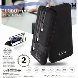 EVM Power Bank 10000 MAH