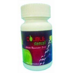 Herbal Double Stem Cell Capsule