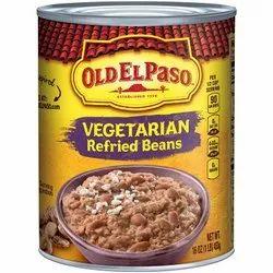 Old El Paso Vegeterian Refried Beans, 453 g