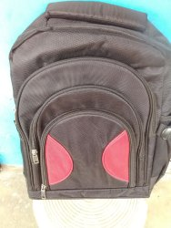 KARUSHREE Polyester Backpack Bag, Number Of Compartments: 4, Bag Capacity: 5 Kg