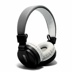 Black,Blue FPX Trip Go Extra Bass Bluetooth Headphone with Foldable Body