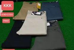 Comfort Fit Formal Mens Cotton Trouser