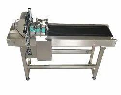 Stacker Conveyor For Inkjet