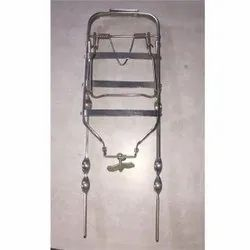 Stainless Steel Bicycle Carrier