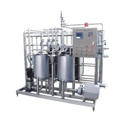 Milk Processing Plant and Machines