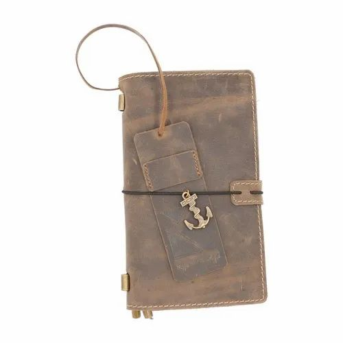 Leather Travelling Notebook