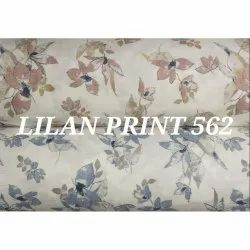 Linen Printed Mens Shirt Fabric