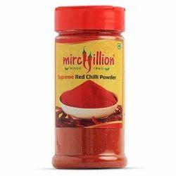 Byadgi Red Chilli Powder 50gm Trendy Pack, Bottle