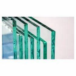 Transparent Annealed Float Glass, For Window, Shape: Rectangular