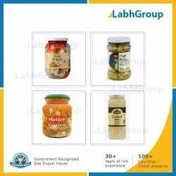 Other Vegetables Preserved By Vinegar Or Acetic Acid