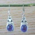 Tiger Eye Gemstone 925 Silver Jewelry Amazing Earring We-3490