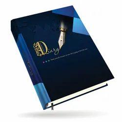 Paper Hardbound Note Book Diary