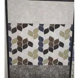 Flores Ceramic Digital Wall Tiles, Size: 250 mm x 375 mm