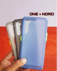 Plastic ONE + NORD Smoke Mobile Back Cover