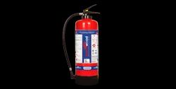 Mild Steel BC Dry Chemical Powder Type Fire Extinguisher, Capacity: 6 Kg