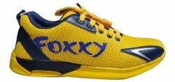 Canvas Yellow Foxxy Shoes