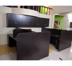 Wooden Modular Workstation
