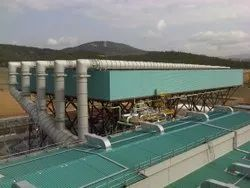 Air Cooled Condenser, For Power Plant, Number Of Fans: 2 Per Unit
