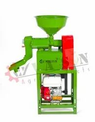 1RK50 Integrated Engine Operated Rice Milling Machine