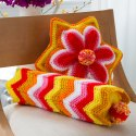 Embroidery Bolster Cover