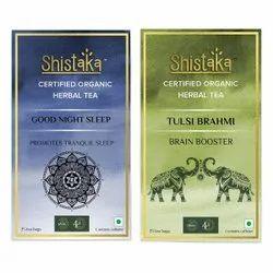 Herbal Organic Green Tea