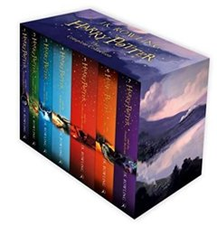 English Harry Potter Box Set J.k Rowling
