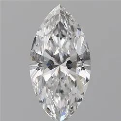 0.70ct Marquise D VS2 GIA Certified Natural Diamond