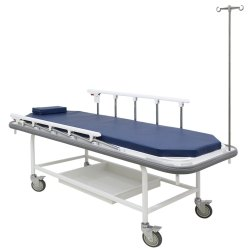 Hospital And Patient Stretcher