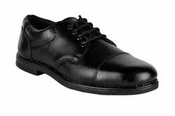 ISO JK STEEL GENUINE LEATHER SAFETY SHOES, For Industrial, Size: 6-10