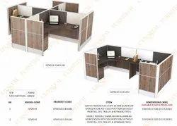 Modular Office Workstation Designing