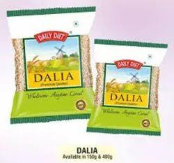 Brown Daily Delight Dalia 400 Gm, High In Protein
