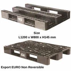 Swift Export EURO Non Reversible Cargo Pallet