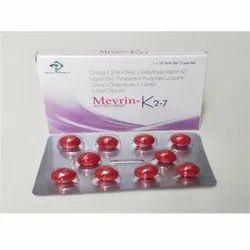 Mevrin K2-7 Soft Gel Capsule