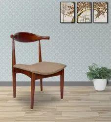 Designer Wooden Cafe/Restaurant  chair