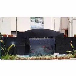 Outdoor Decorative Fountain