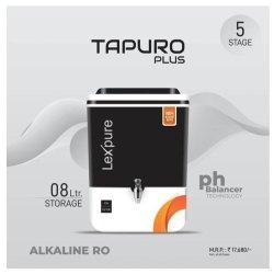 Lexpure Tapuro Plus RO+Alkaline Water Purifier, 8 L