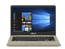 Asus Vivobook 14 Apu Quad Core A12 X411Qa-Ek002T Thin And Light Laptop