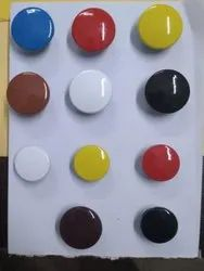 Golden Metal Jeans Button, Packaging Type: Packet