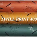 Printed Twill Fabric