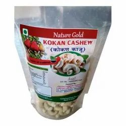 Raw Ivory Natural Gold Kokan Cashew, Packaging Size: 250 gram