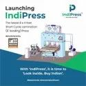 Short Cycle Lamination Press_ Indi-Press