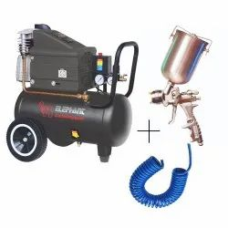 Label Elephant Air Compressor Painter Spray Gun