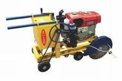 Concrete Groove Cutter With VST Shakti Engine