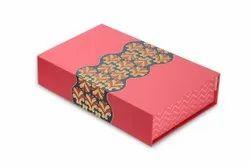 IOPL纸板设计师甜包装礼品盒'在印度制作',1.7mm,储存能力:100克到2kg