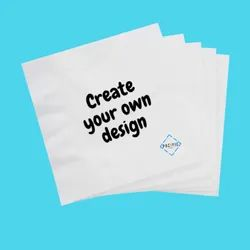 Logo Printed Tissue Paper, Packet
