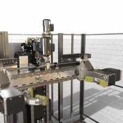 Project Based SPM Machine 3D Designing Service